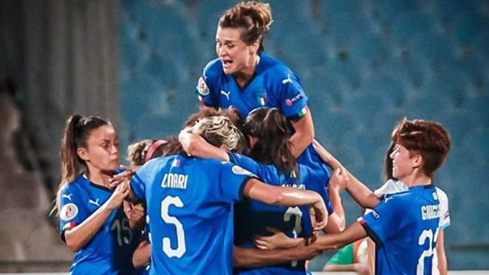 Dove vedere Italia-Israele donne che vale l'Europeo |  Sport e Vai