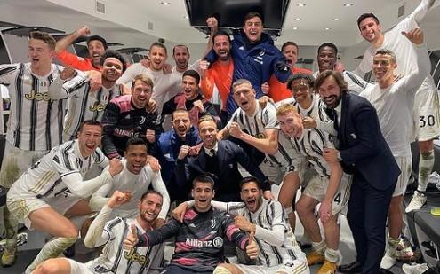 Ex idolo Inter mette like a festa Juventus |  Sport e Vai