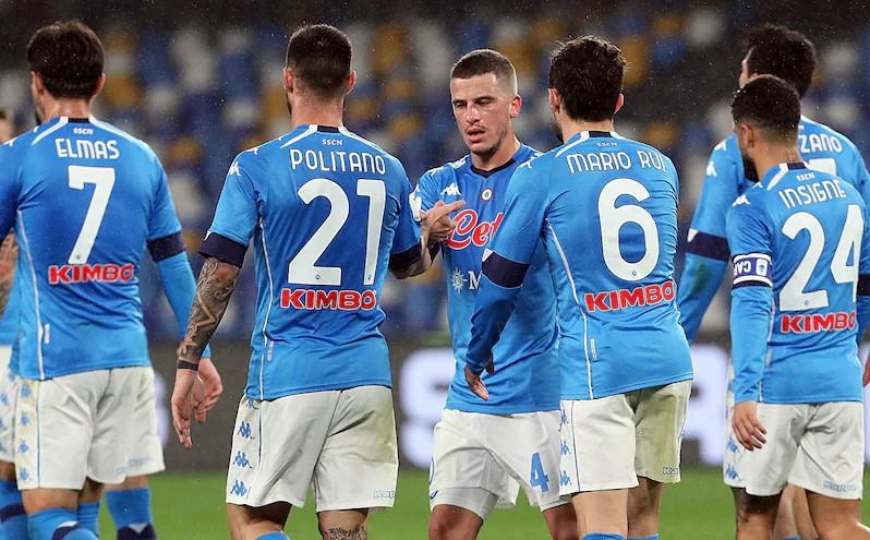 Napoli-Granada, la scelta di Gattuso sul centravanti |  Sport e Vai