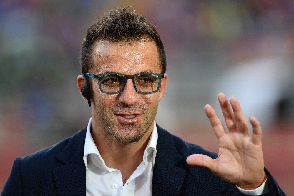 Del Piero a Espn parte col botto: Bordate allo juventino |  Sport e Vai