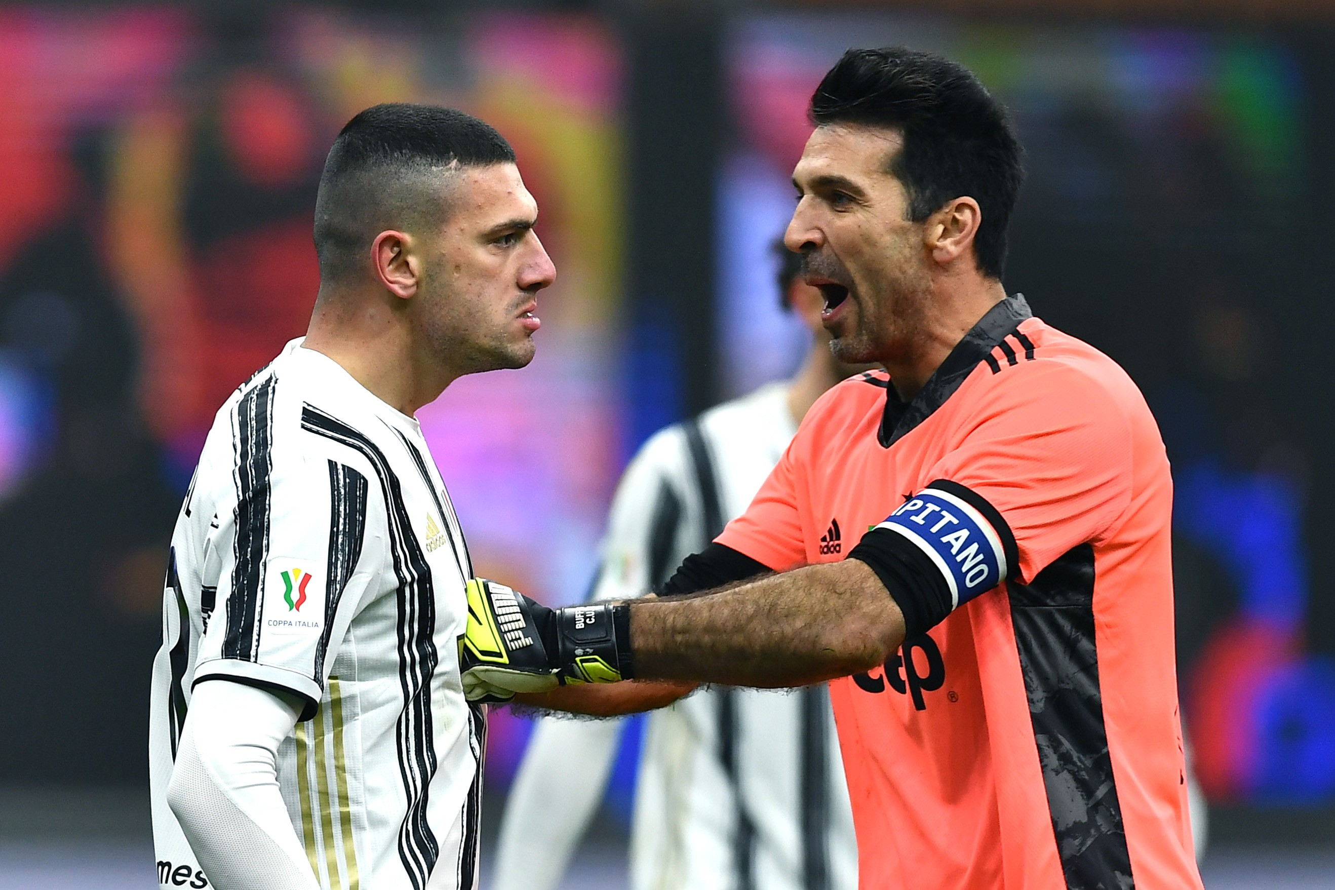 Buffon, addio definitivo alla Juventus |  Sport e Vai