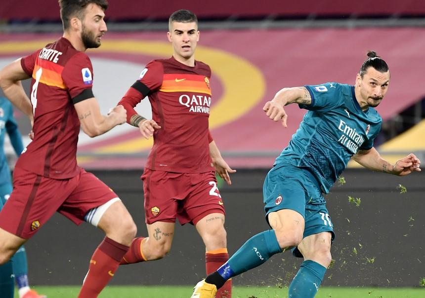Roma-Milan, duello di mercato per il centravanti  |  Sport e Vai