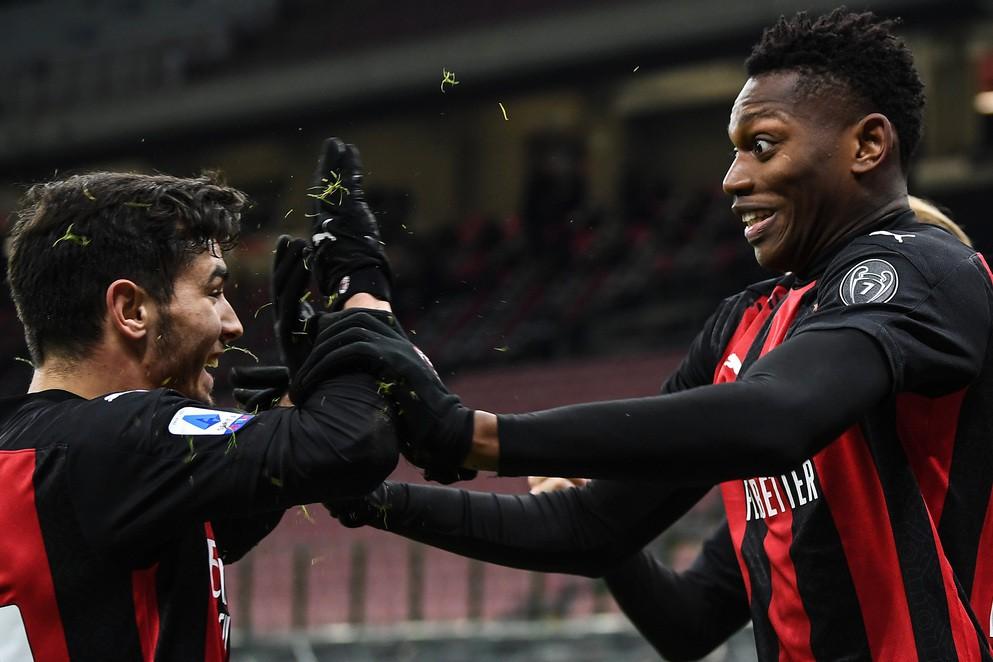 Milan, Brahim Diaz: il merito è tutto lì |  Sport e Vai