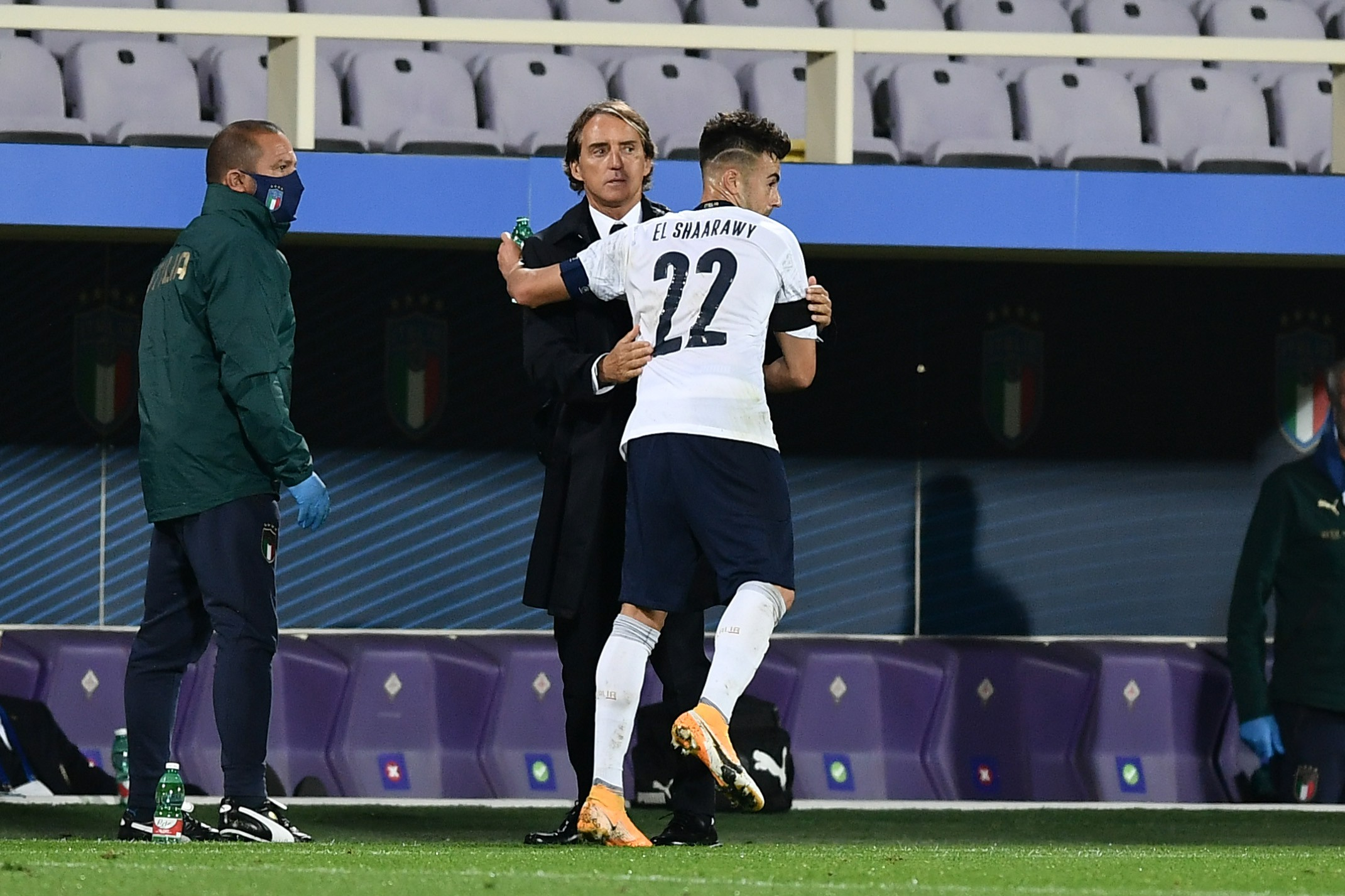 Italia, Mancini punta Lippi: Voglio superarlo e vi dico quando |  Sport e Vai