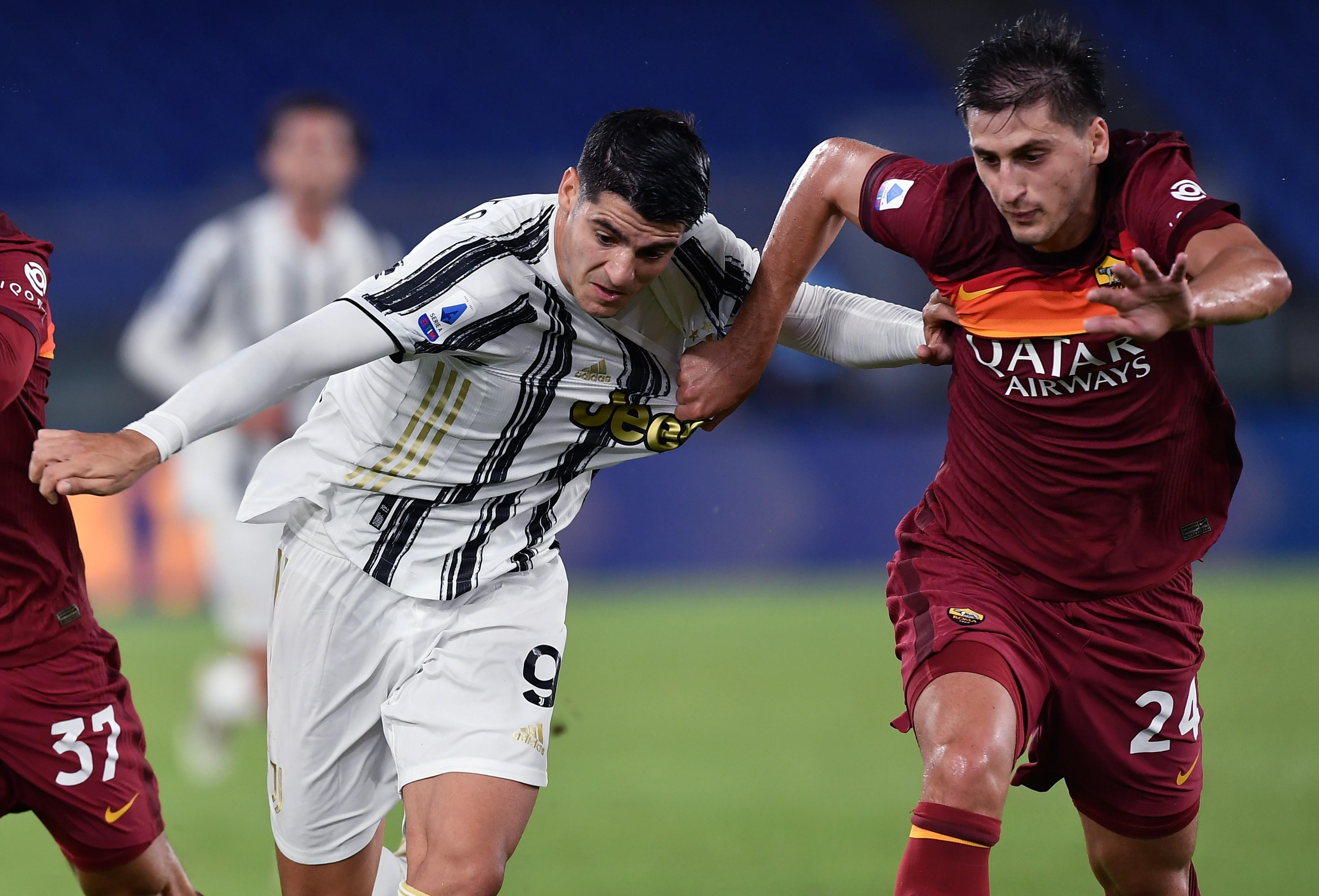 Giallo Morata-Juve, il bomber fa chiarezza |  Sport e Vai