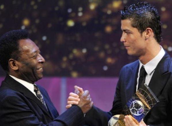 Record di gol, Pelé manda messaggio a Ronaldo |  Sport e Vai