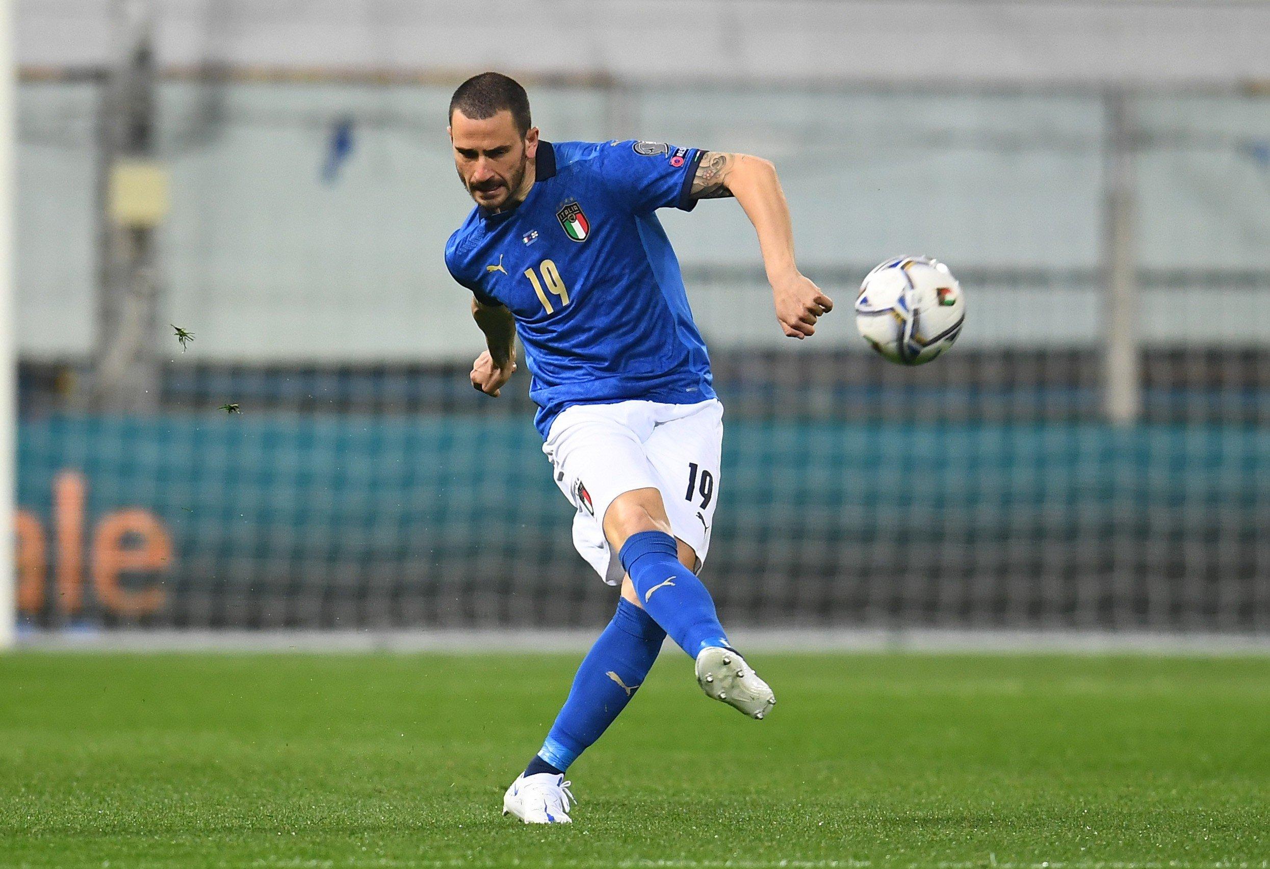 Italia, la carica di Bonucci: Abbiamo una ferita aperta |  Sport e Vai
