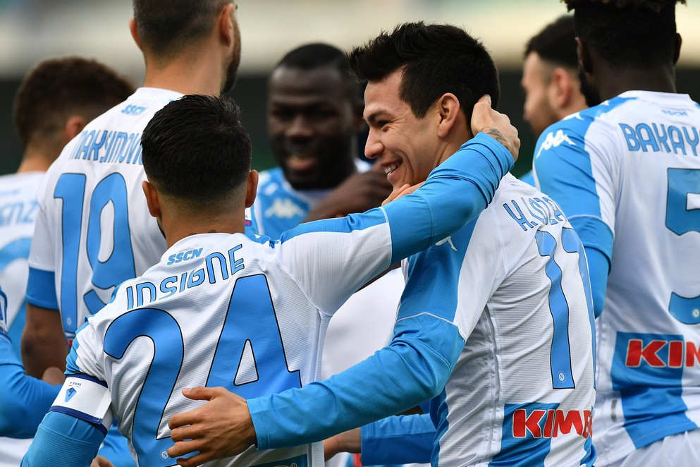 Napoli-Udinese, le formazioni e dove vederla |  Sport e Vai
