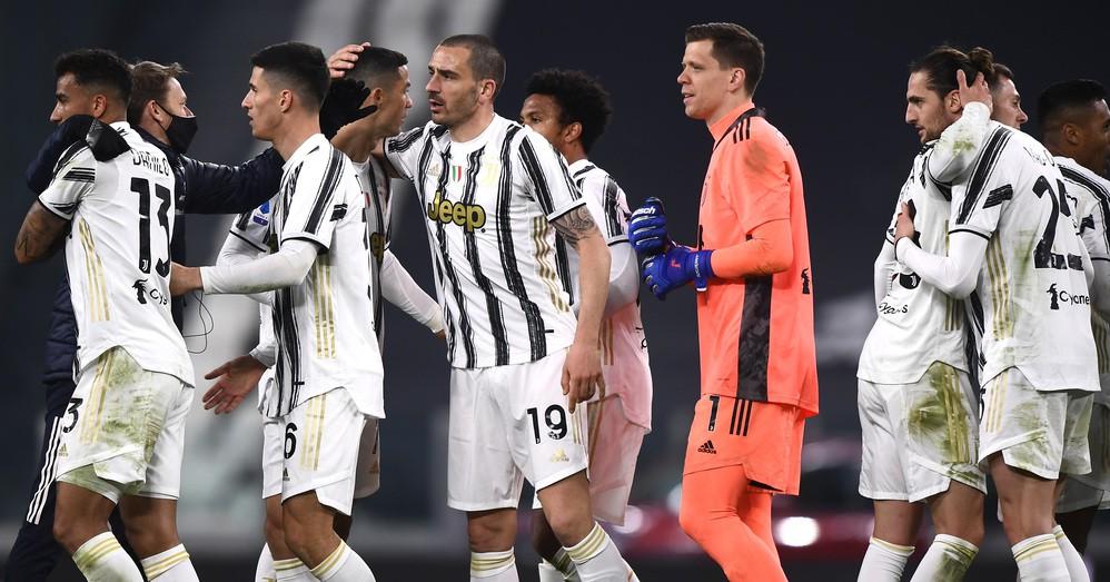 Buona notizia per la Juve ma sui social è polemica |  Sport e Vai