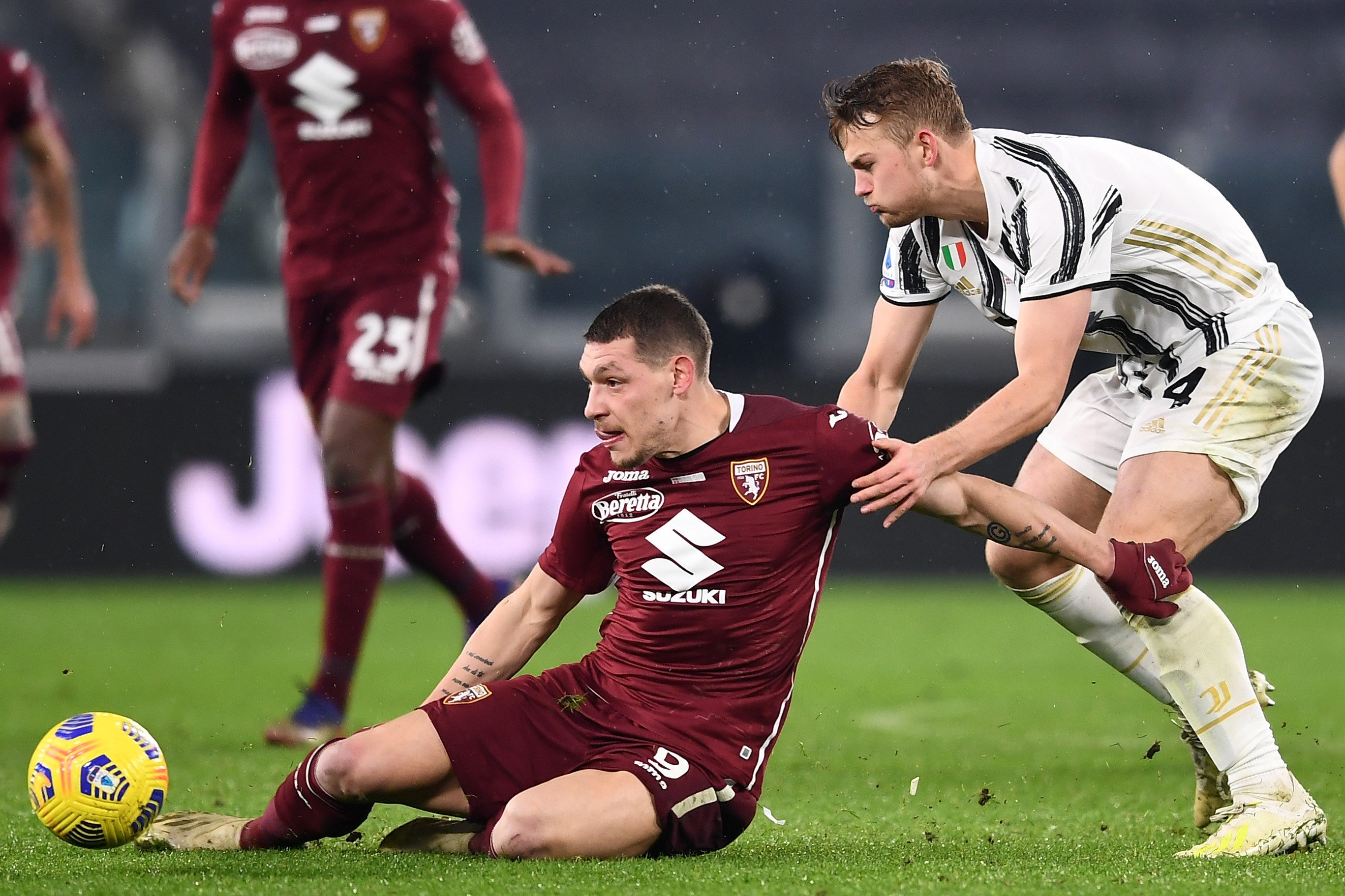 Dove vedere in chiaro Toro-Juve e Bologna-Inter |  Sport e Vai