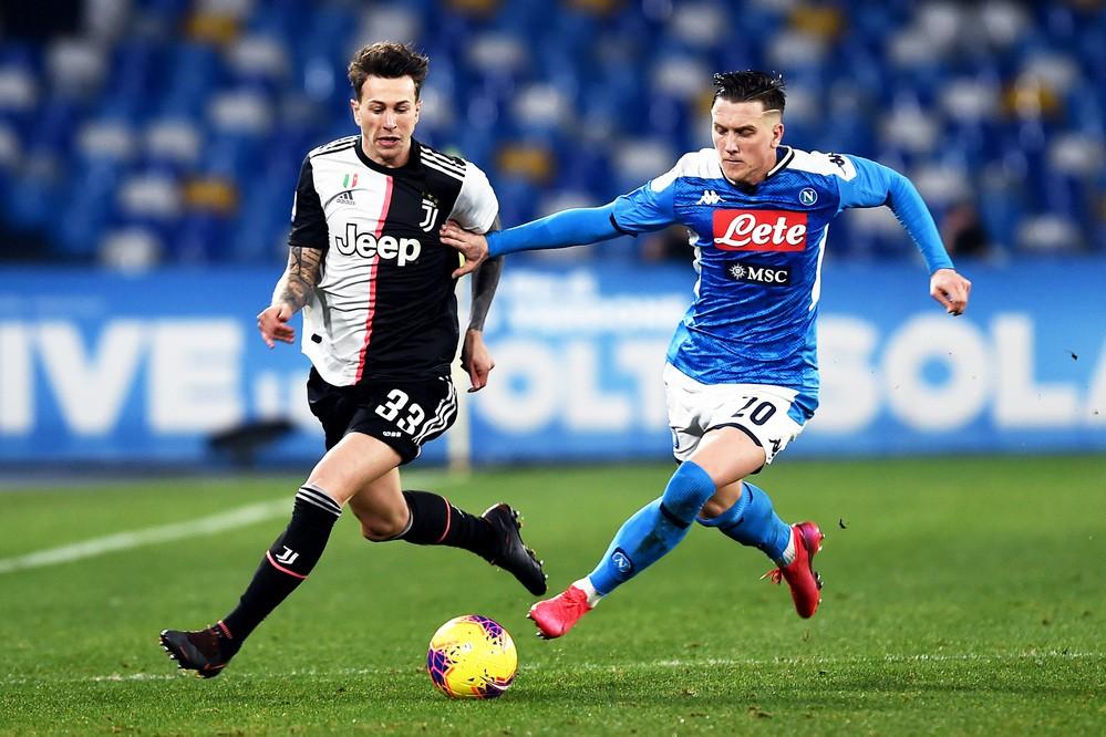 Juve-Napoli, che succede se arrivano a pari punti? |  Sport e Vai