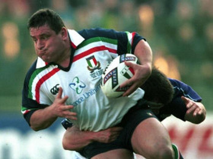 Rugby italiano in lutto: morto Cuttitta, leggenda della nazionale |  Sport e Vai