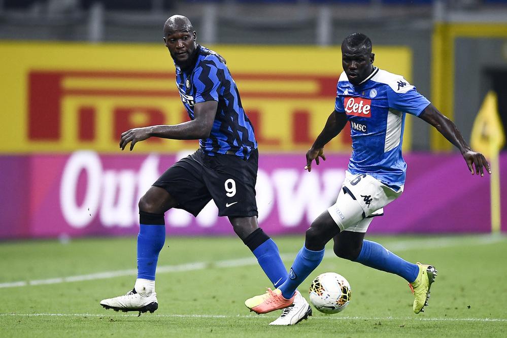 Festino Lukaku e se l'Inter li punisce tutti? Trema il Napoli |  Sport e Vai