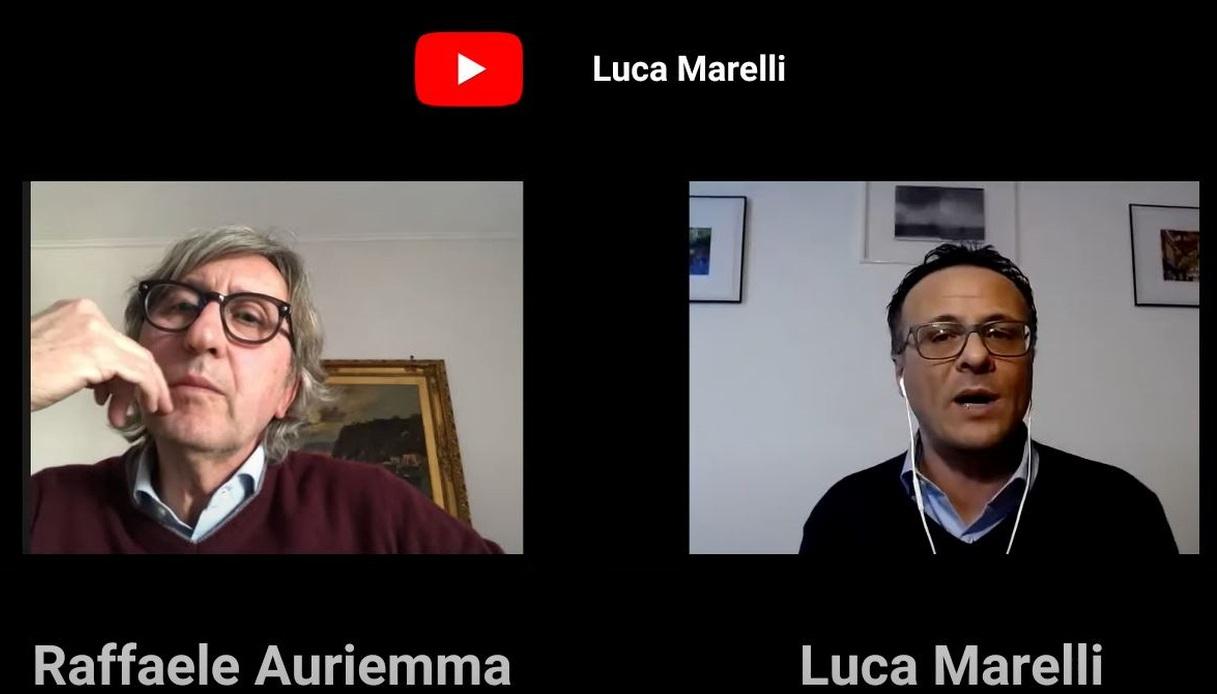 Marelli e Auriemma, il confronto su Orsato infiamma i social |  Sport e Vai