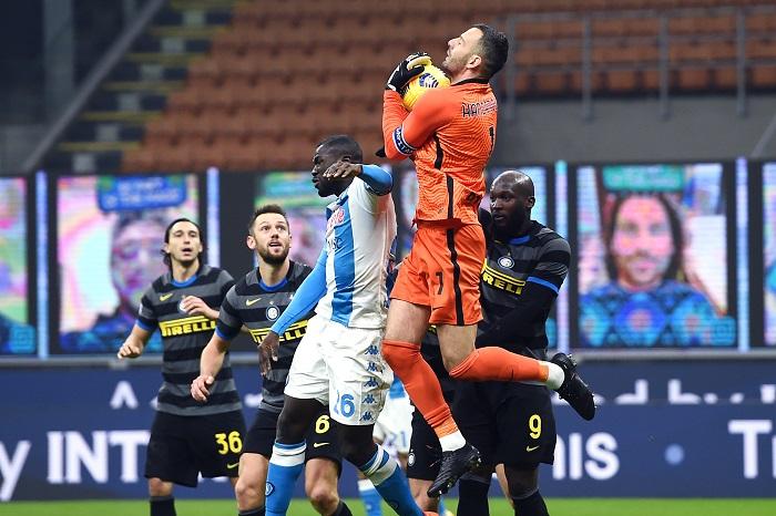 Napoli-Inter, le formazioni e dove vederla |  Sport e Vai