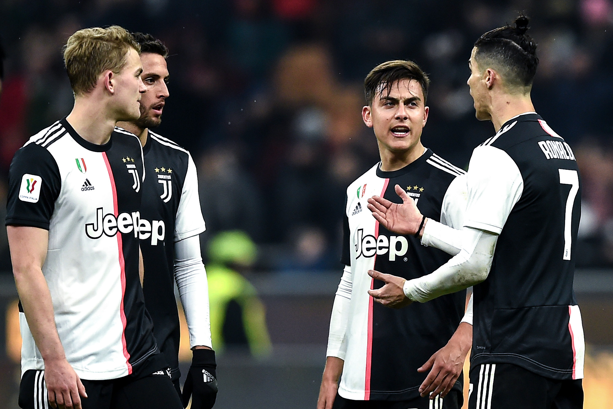 Sassuolo-Juventus, le formazioni e dove vederla |  Sport e Vai