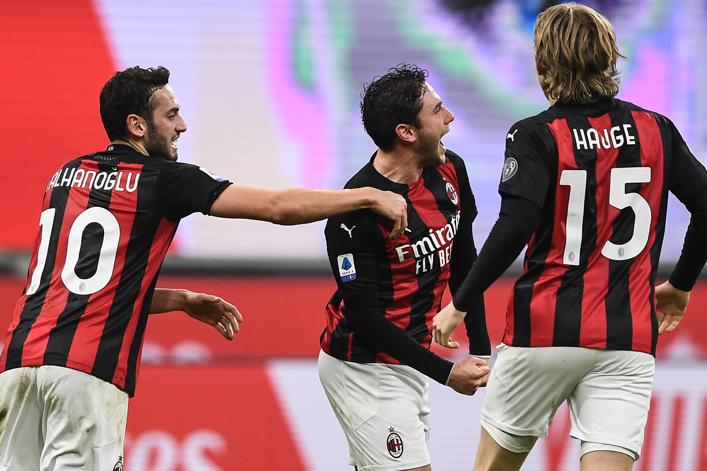 Milan-Calabria, la novità di mercato è ufficiale |  Sport e Vai