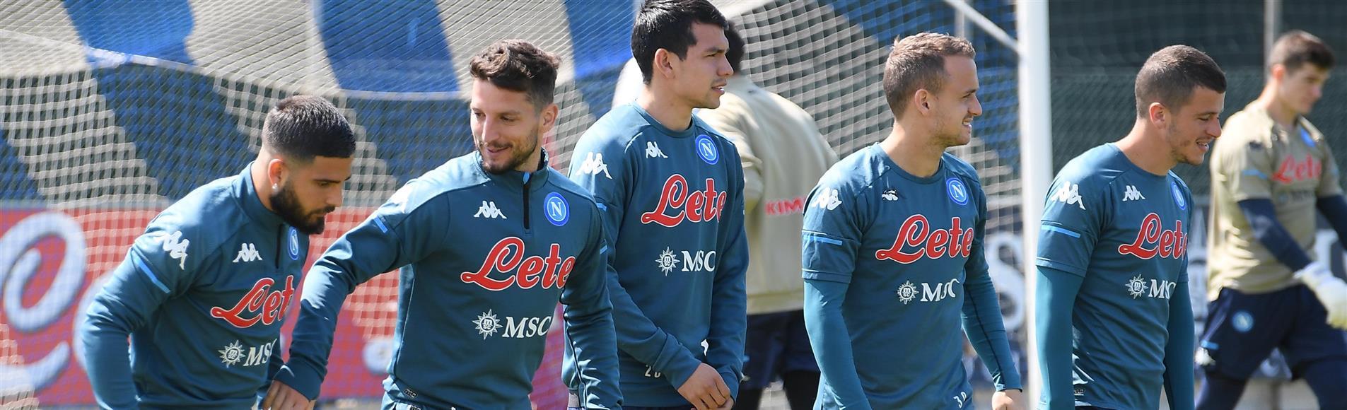Napoli-Benevento, tutti i baby azzurri da tenere sott'occhio |  Sport e Vai