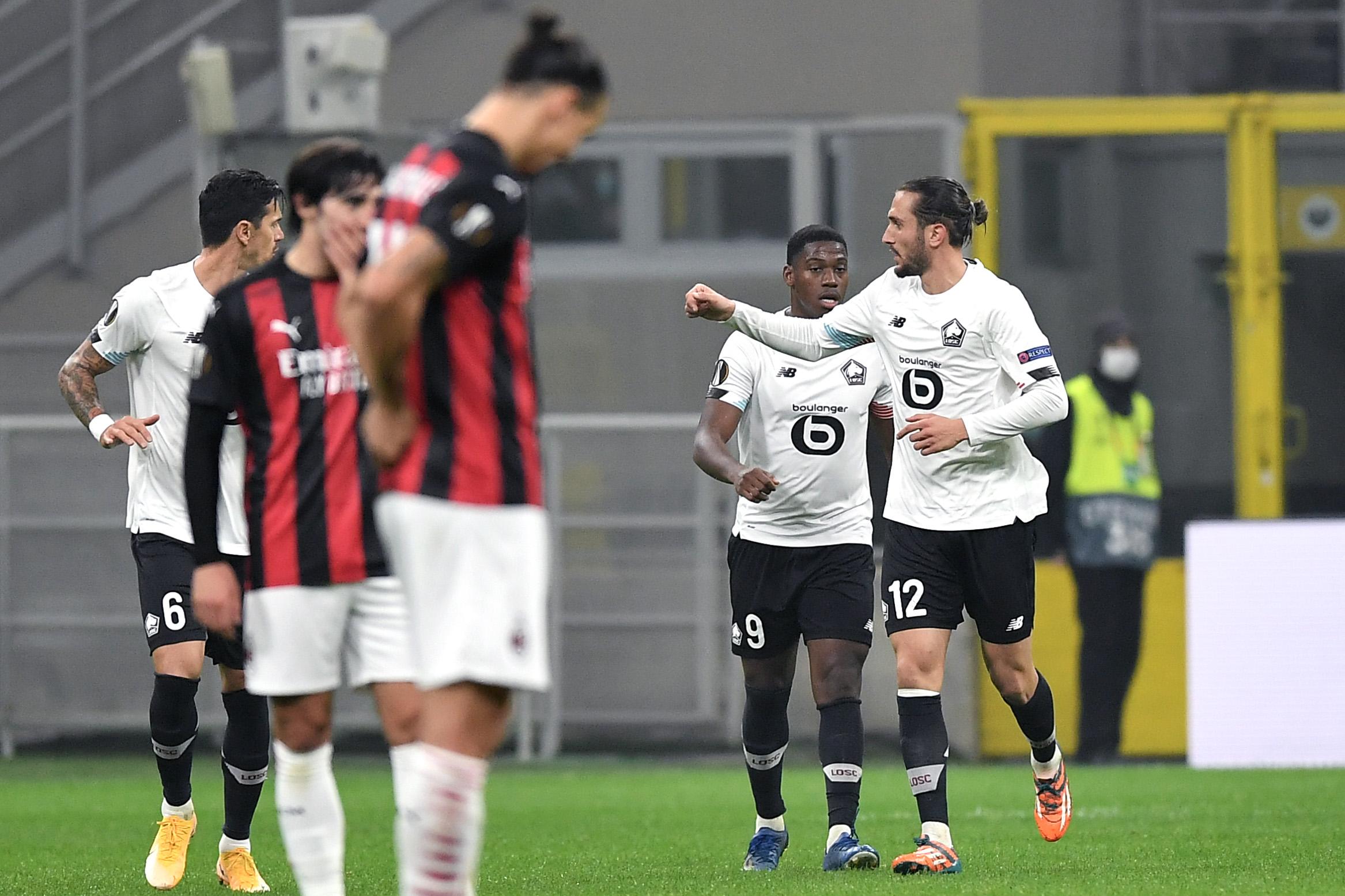 Le condizioni di Ibra dopo l'infortunio con la Juve |  Sport e Vai