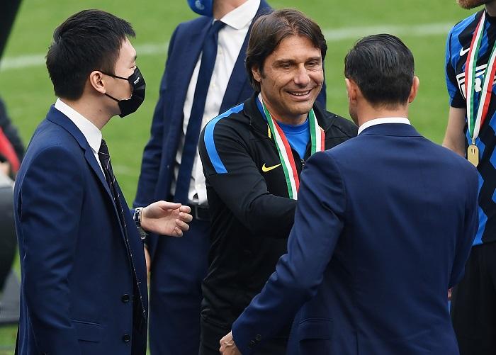 Buonuscita dell'Inter a Conte, Marotta spiega tutto |  Sport e Vai