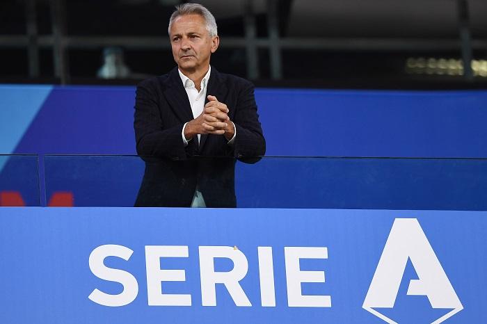 Serie A, Dal Pino: Green Pass? Chiediamo stadi pieni al 100% |  Sport e Vai