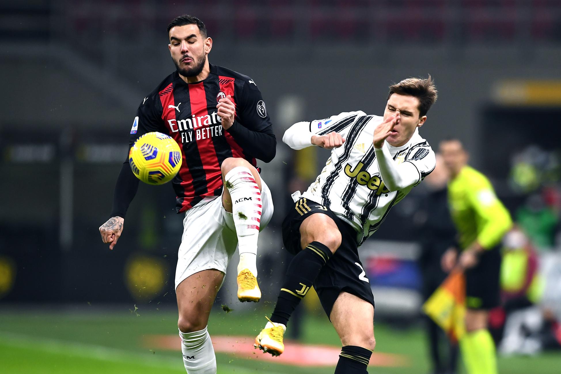 Juventus-Milan, le formazioni ufficiali |  Sport e Vai