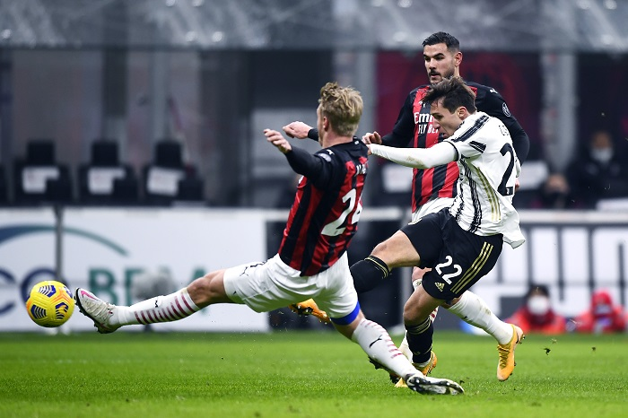 Juventus-Milan, dove vederla e le formazioni |  Sport e Vai