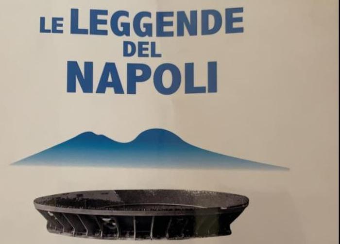 Nasce 'Le leggende del Napoli', associazione di ex eroe azzurro |  Sport e Vai