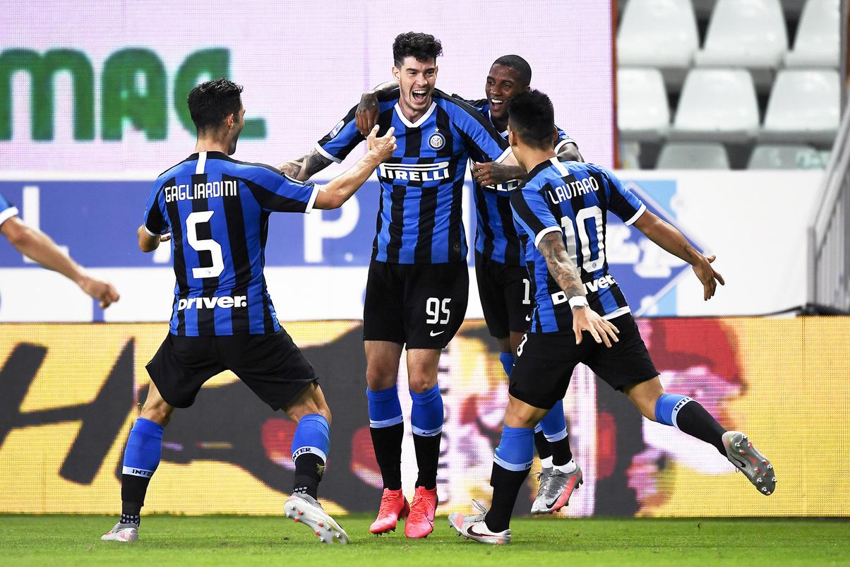 Inter, c'è chi ha due motivi per festeggiare |  Sport e Vai