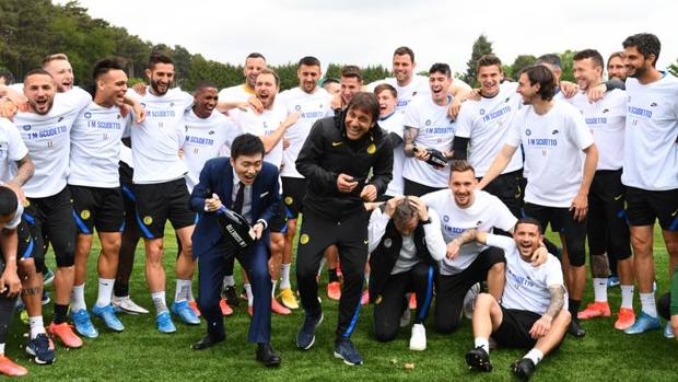 Inter, è già finita la festa? Squadra contro Zhang |  Sport e Vai