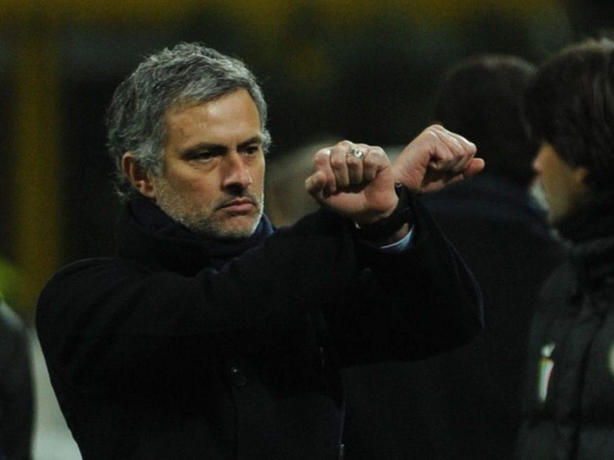 Tagliavento rievoca manette Mourinho in Inter-Samp |  Sport e Vai