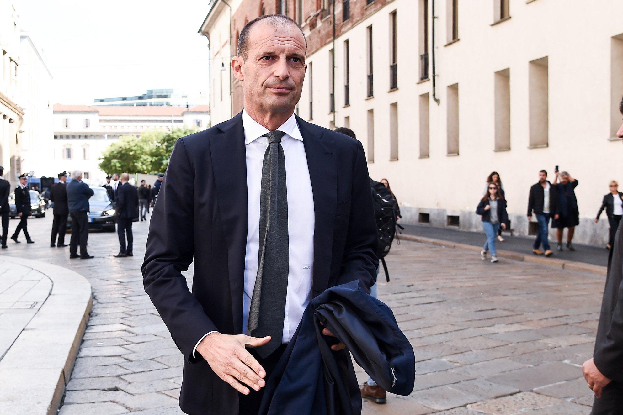 Michele Placido: Ho cenato con Allegri, mi ha detto su chi punterà |  Sport e Vai