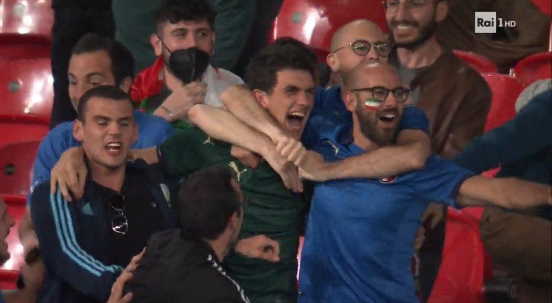 L'Italia non passa in Svizzera, tifosi traditi anche dai big |  Sport e Vai