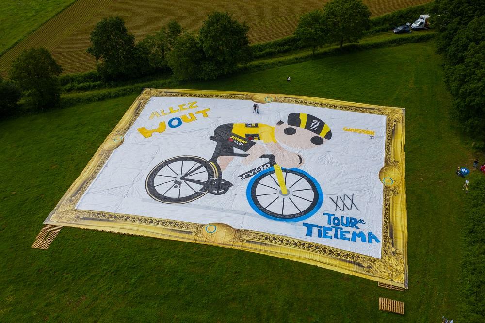 Tour de Tietema e Swapfiets celebrazione da record per Van Aert |  Sport e Vai