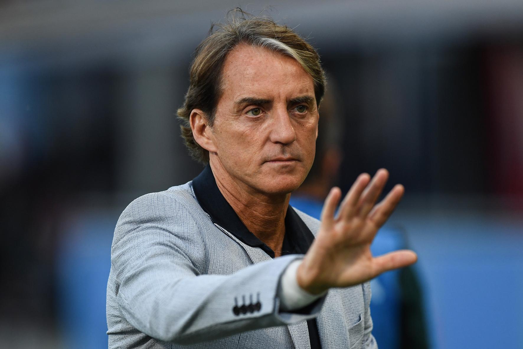 Wimbledon, Mancini fa i complimenti a Berrettini |  Sport e Vai