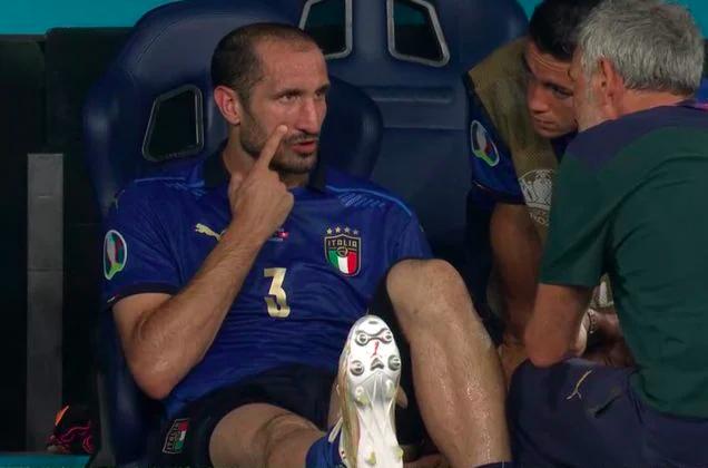 Italia, Chiellini: Lo avevo detto di non fare quell'errore |  Sport e Vai