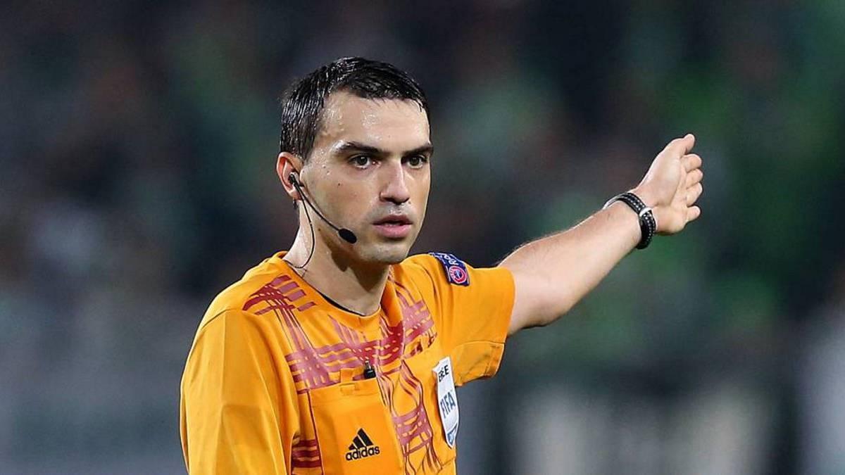 Per Italia-Galles l'arbitro del caso-razzismo di Psg-Istanbul |  Sport e Vai