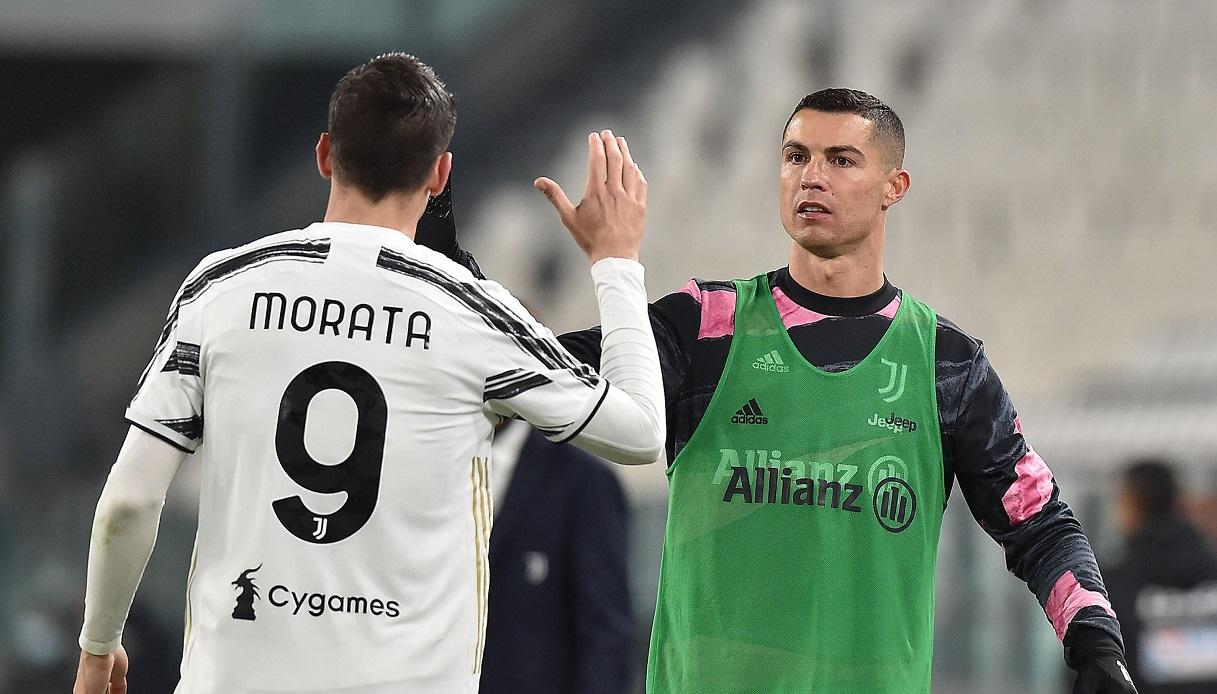 Morata: Ho imitato Chiesa e a fine Euro2020 vuoterò il sacco |  Sport e Vai
