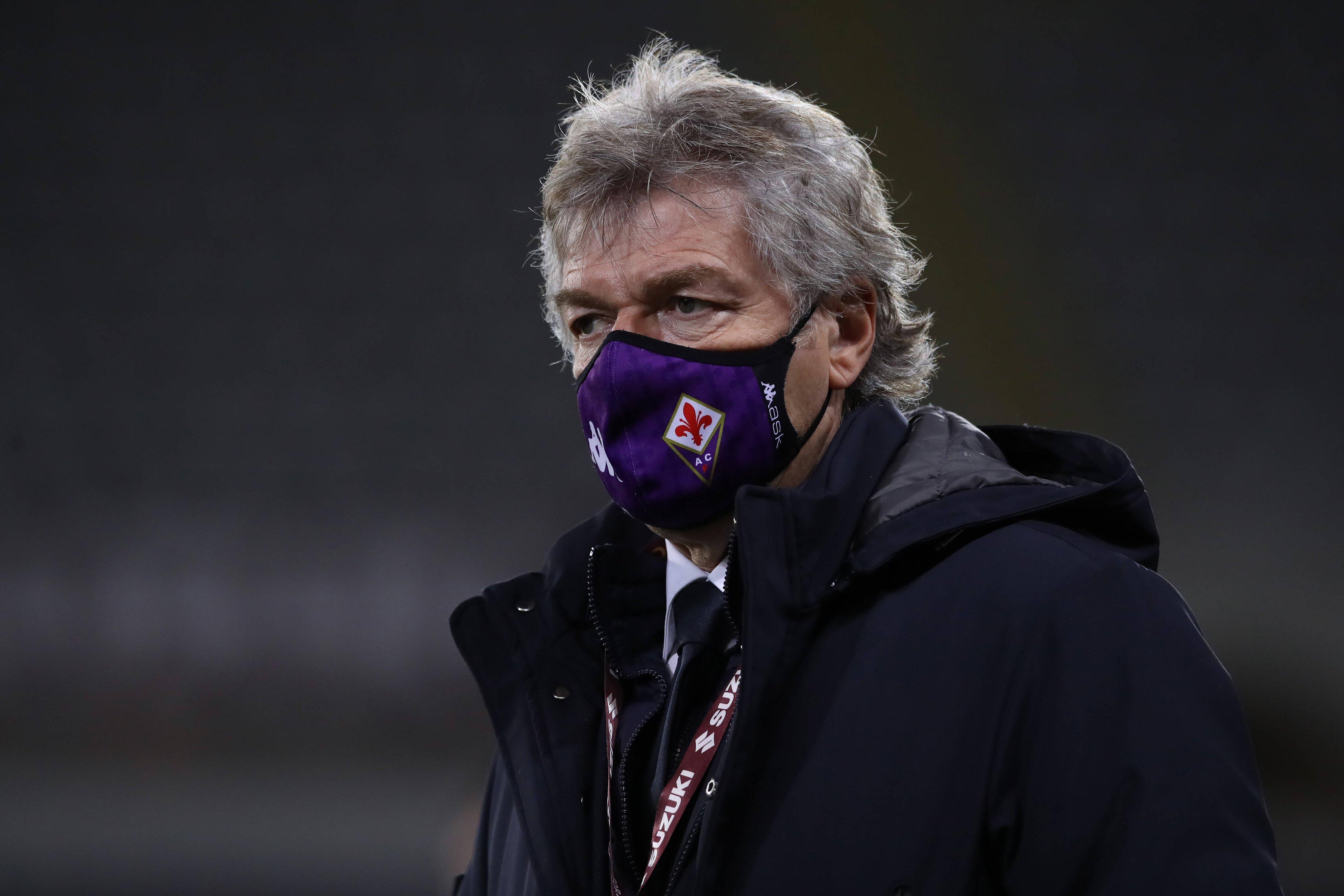 Polveriera Fiorentina, addio (avvelenato) di un'altra bandiera |  Sport e Vai