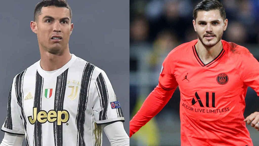 Ronaldo, i tifosi ne hanno abbastanza. Ma su Icardi è polemica |  Sport e Vai