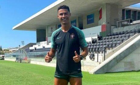 Veleni su Ronaldo da Crouch: Vi racconto che diceva di Messi |  Sport e Vai