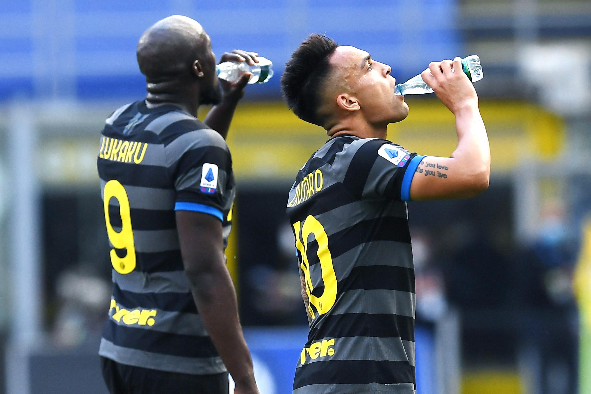 Bargiggia: Inter, occhio a Lautaro, c'è chi lo vuole a ogni costo |  Sport e Vai