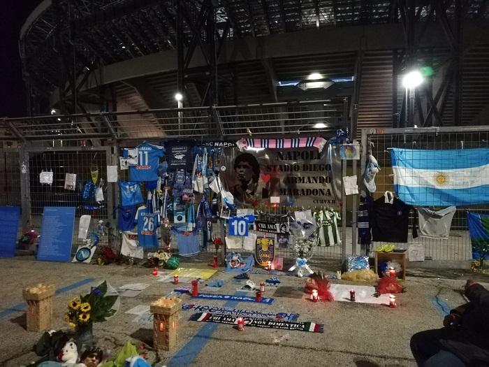 Stadio Maradona: l'ultima decisione del Comune di Napoli su inaugurazione |  Sport e Vai