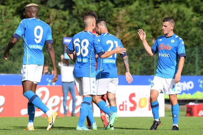 Napoli-Pro Vercelli in tv: definito il canale per la diretta |  Sport e Vai