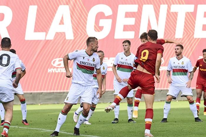 Amichevole in Portogallo per la Roma: si gioca alle 11 del mattino |  Sport e Vai