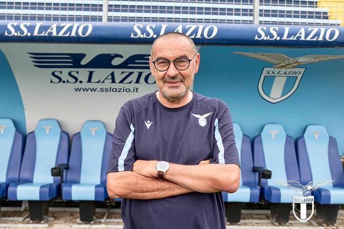 Dualismo con Mou, differenze Lazio-Juve e caso Luis Alberto: è Sarri show |  Sport e Vai