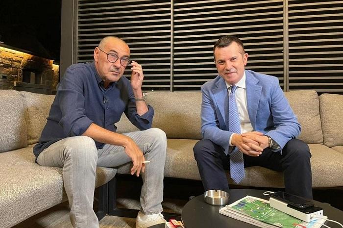 Ero pronto a tornare: Sarri manda in tilt i tifosi del Napoli    Sport e Vai