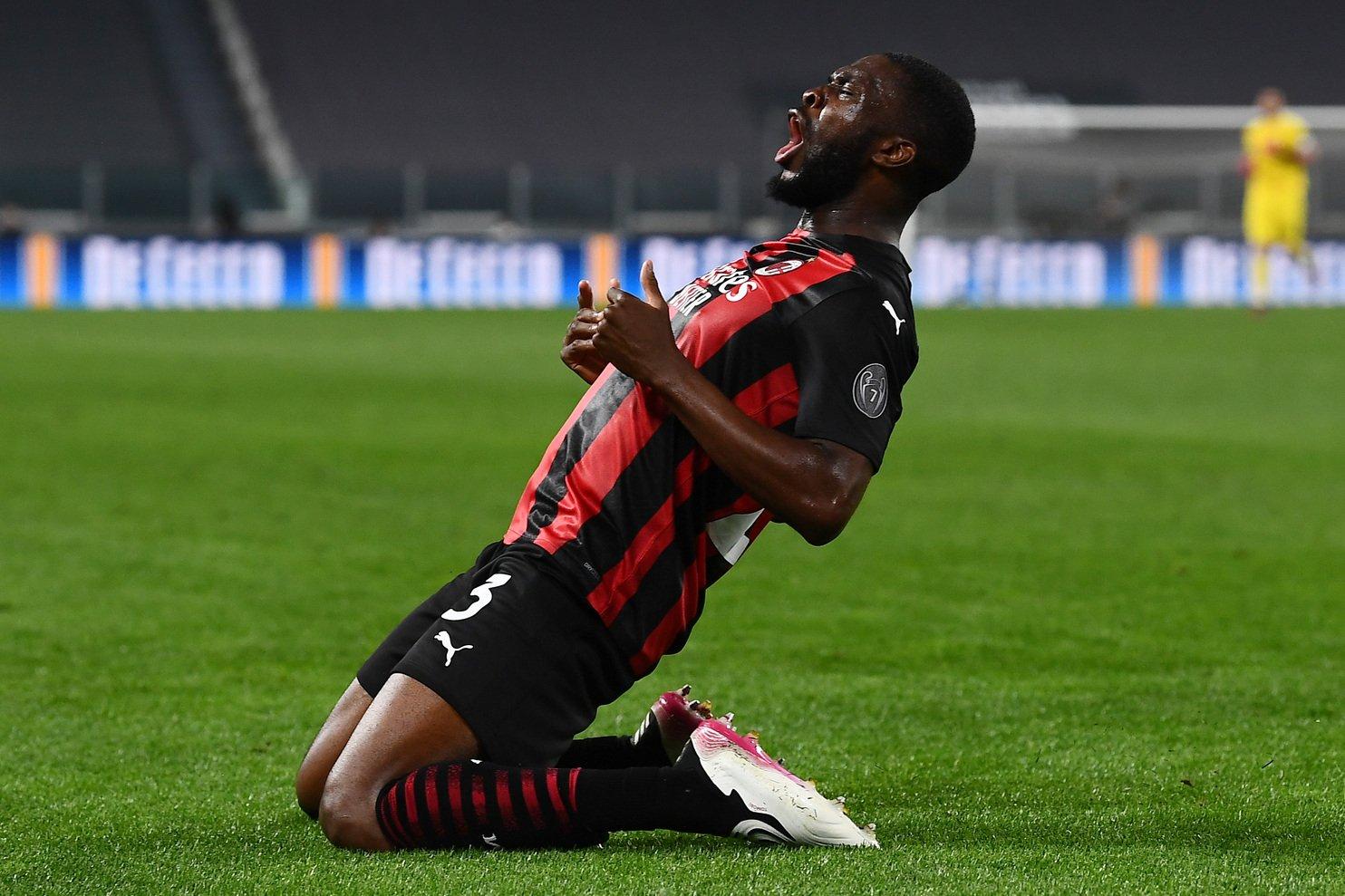 Tomori: Milan, non mi sembra vero di potergli parlare |  Sport e Vai