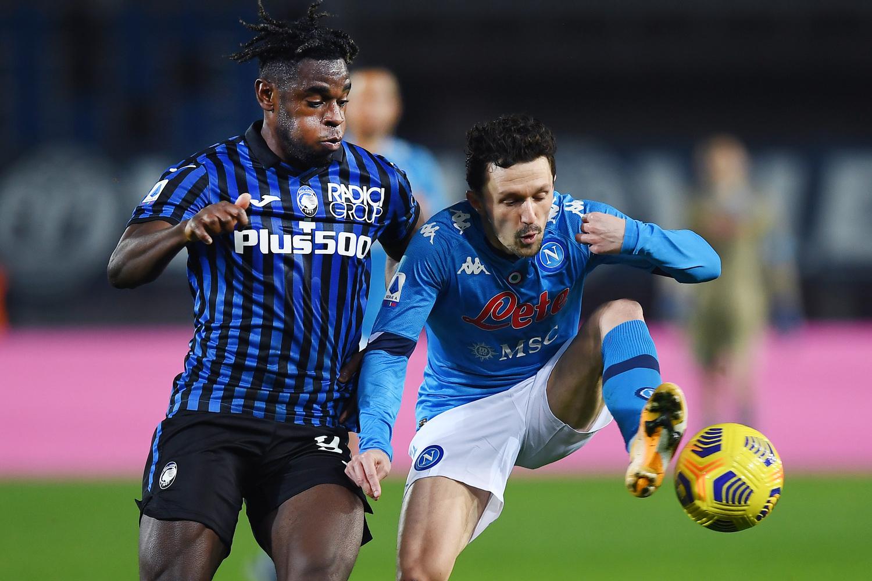 Napoli, Mario Rui: Ho un debole per lui, può fare la differenza |  Sport e Vai