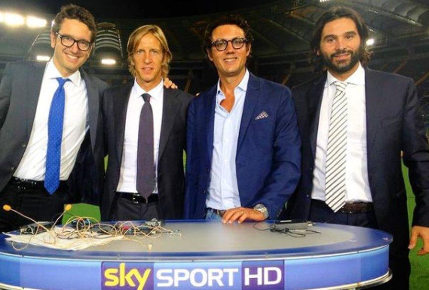 Sky perde opinionista top, la lettera d'addio    Sport e Vai